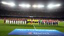 Barça v Ajax. PHOTO: MIGUEL RUIZ-FCB.