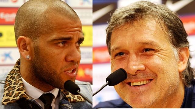 Alves and Martino