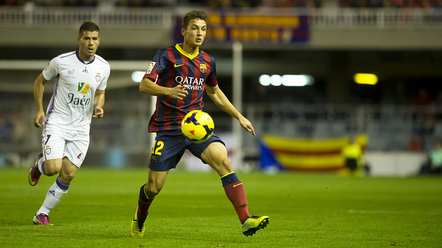 action as Barça B lose at home to Jaén