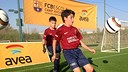 FCBEscola AVEA Camp in Turkey
