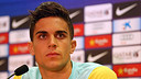 Marc Bartra / PHOTO: ARCHIVE-FCB