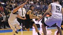 Abrines in action during the match PHOTO: EUROLEAGUE
