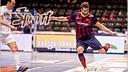 Barça Alusport captain Jordi Torras / Photo: Ivana Hoskova
