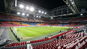 The Amsterdam Arena, venue for tonight's Champions League match between Ajax and Barça / PHOTO: MIGUEL RUIZ - FCB