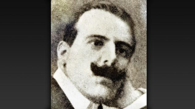 Retrato de Gaspar Rosés