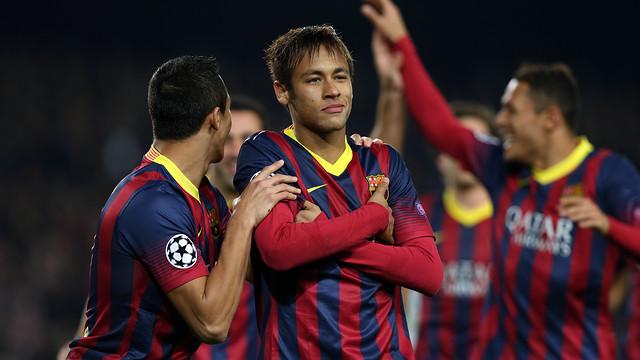 FC Barcelona 6-1 Celtic : Le Barça finit en tête