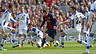 Getafe v Barça in the league.