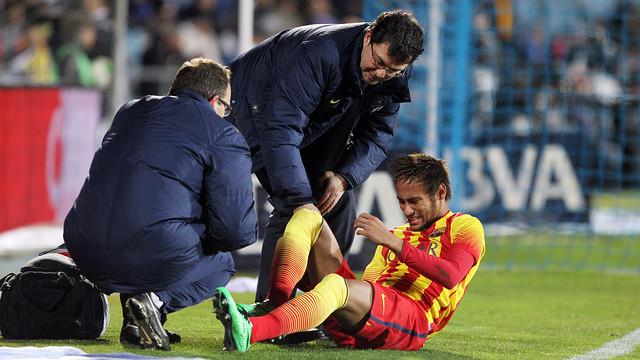 Neymar / PHOTO: MIGUEL RUIZ - FCB