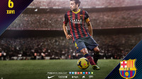 Wallpaper: Xavi