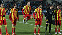 Cesc Fàbregas was in the first eleven against Getafe / PHOTO: MIGUEL RUIZ - FCB