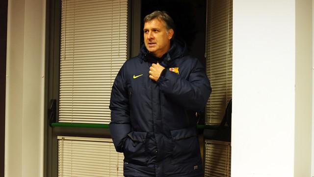 Martino / PHOTO: MIGUEL RUIZ-FCB