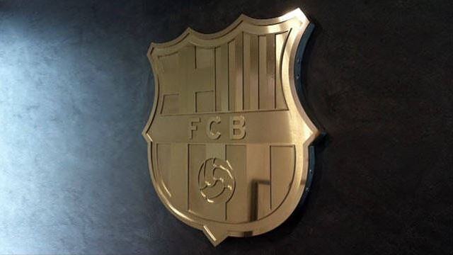Image of the FC Barcelona badge