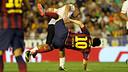 Leo Messi featured at Mestalla earlier this season / PHOTO: MIGUEL RUIZ-FCB