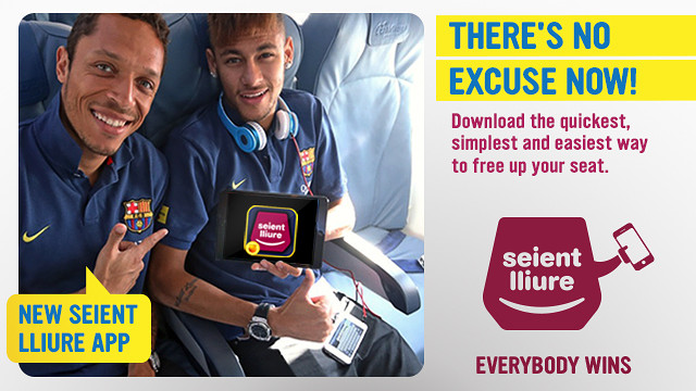 New Barça smartphone application makes it easier for Club members