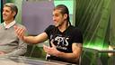 José Manuel Pinto on Barça TV / PHOTO: MIGUEL RUIZ-FCB