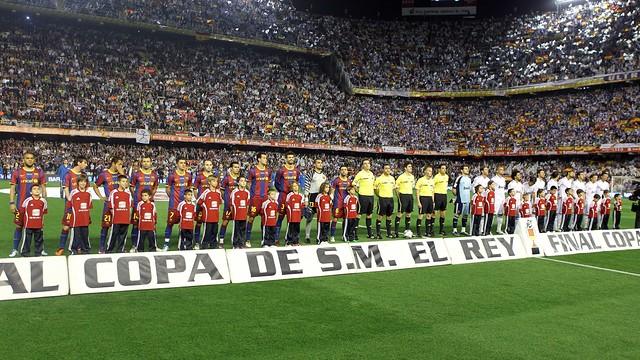 Final de Copa del 2011. FOTO: MIGUEL RUIZ-FCB.