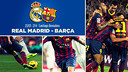 Tickets to the match R. Madrid - FC Barcelona, from March 11 at 10 am