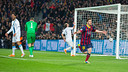 Messi celebrates his goal / PHOTO: MIGUEL RUIZ-FCB