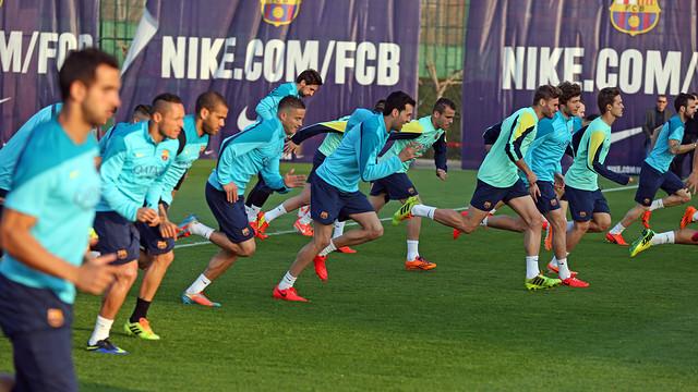 Spécial Messi et FCBarcelone (Part 2) Pic_2014-03-19_ENTRENO_24.v1395256979