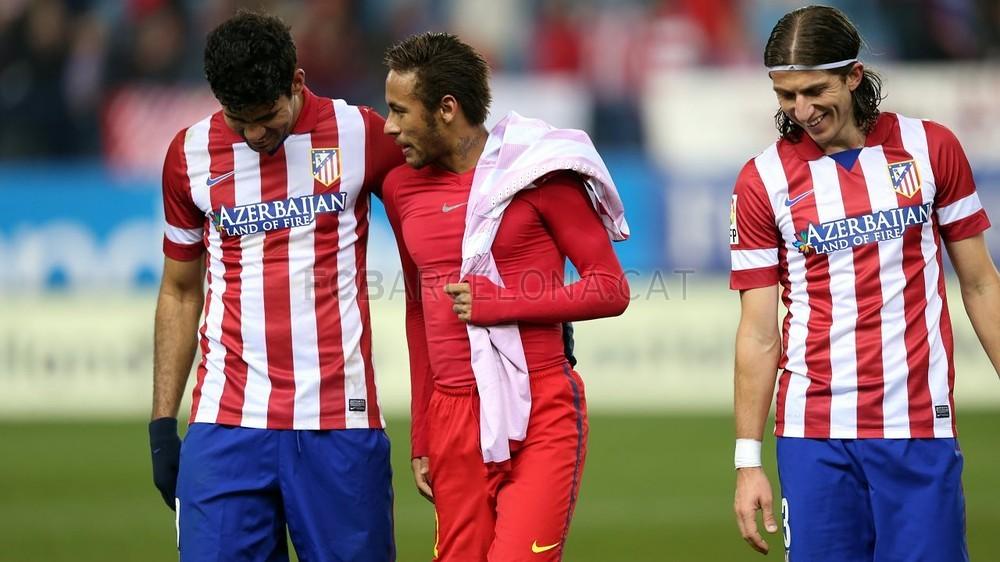 بارسلونا آتلتیکو مادرید