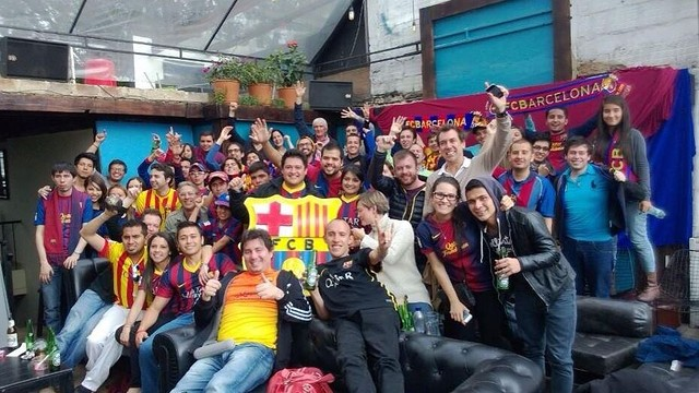 Barça fans around the world