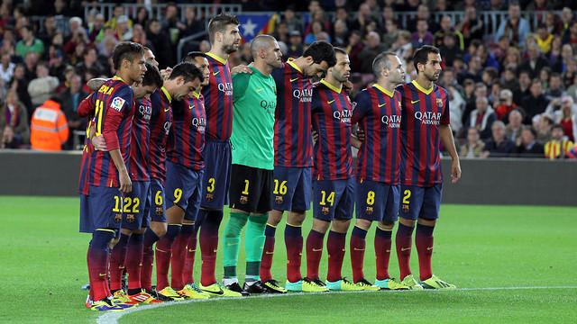 Barça won when the sides met earlier this season at the Camp Nou. PHOTO: MIGUEL RUIZ-FCB.