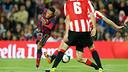 Adriano / PHOTO: MIGUEL RUÍZ - FCB