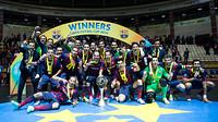 El Barça Alusport, campió d'Europa.