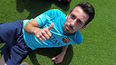 Isaac Cuenca/ PHOTO: MIGUEL RUIZ - FCB