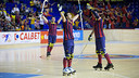 Barça have won the OK Liga once again / PHOTO: GERMÁN PARGA - FCB