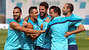 Martino is taking his complete squad to Elche / PHOTO: MIGUEL RUIZ - FCB