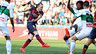 Iniesta rattles the woodwork against Elche