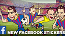 Facebook Stickers (1000x410)