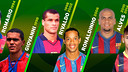 Six players have gone to the World Cup as FC Barcelona players
