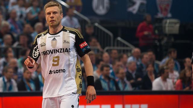 Sigurdsson,en su último partido en la Final Four./FOTO:German Parga-FCB