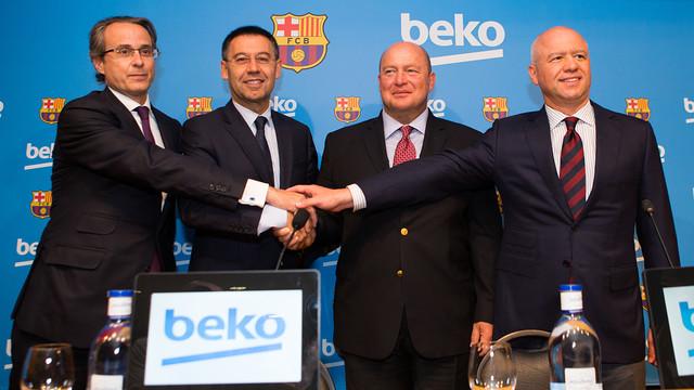 """Beko """"Barcelona""""ning navbatdagi homiysi!"""