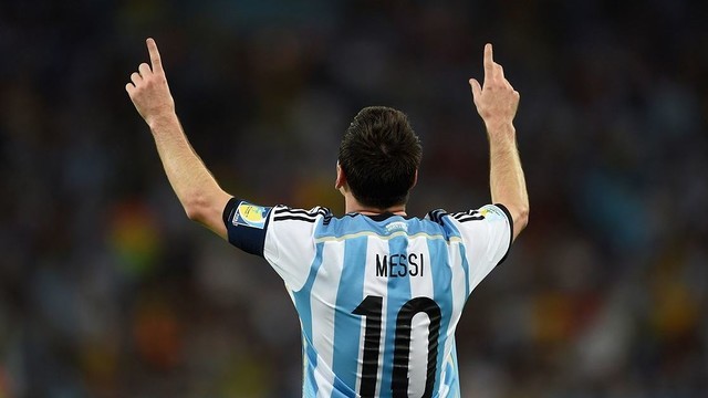 Leo Messi has won four MVP awards at the World Cup in Brasil / PHOTO: FIFA.COM