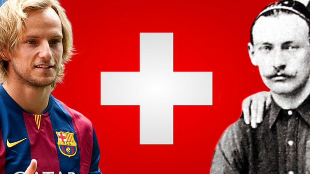 Barça and it's Swiss links.The Club history is well known.