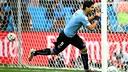 Luis Suárez scored goals galore for Liverpool and Uruguay last season / PHOTO: FIFA.COM