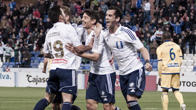 Recre are looking to improve on last season / PHOTO: RECREATIVO DE HUELVA