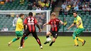 Nice lost their last preseason game against Norwich / PHOTO: OGC NICE