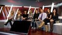 Algunos de los presentadores de Barça TV, en el año 2010 / FOTO: ARCHIVO FCB