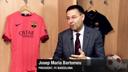 Josep Maria Bartomeu has spoken in-depth to CNN