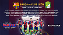 Come to the Gamper Trophy 2014 at the Camp Nou
