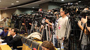 The media will be waiting to listen to the Belgian in the Ricard Maxenchs pressroom / PHOTO: MIGUEL RUIZ - FCB