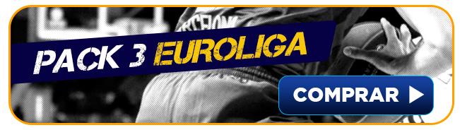 Botó Pack 3 Eurolliga (cas)