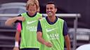 Pedro declared fit on Sunday / PHOTO: MIGUEL RUIZ-FCB
