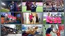 Els vídeos del mes d'agost