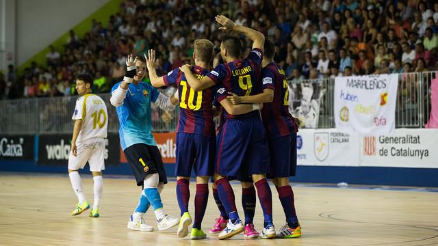 El Barça ha empezado la temporada ganando la Copa Cataluña