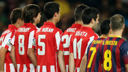 Athletic Bilbao are through to the UCL group stage / PHOTO: MIGUEL RUIZ - FCB